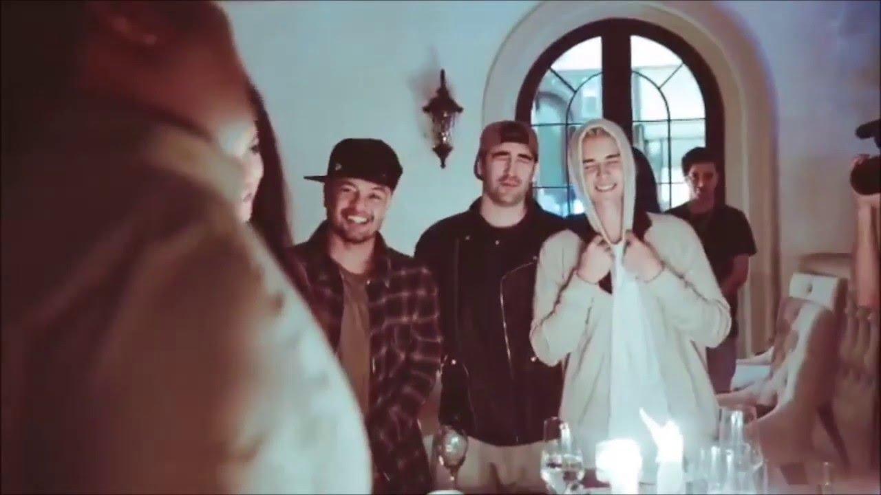 Fiesta de cumpleaños de Justin Bieber