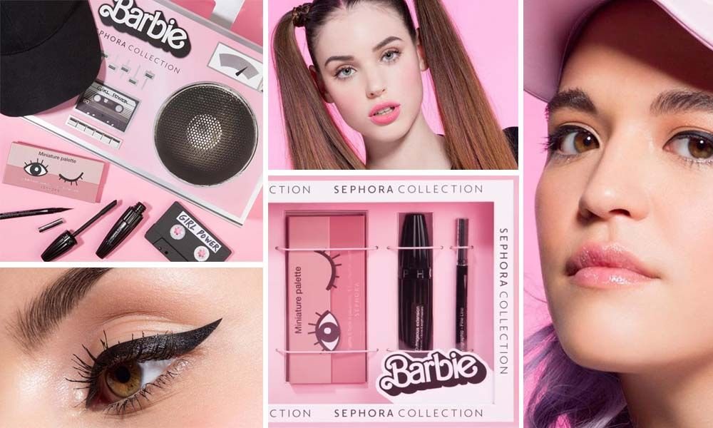 Barbie X Sephora Colletion