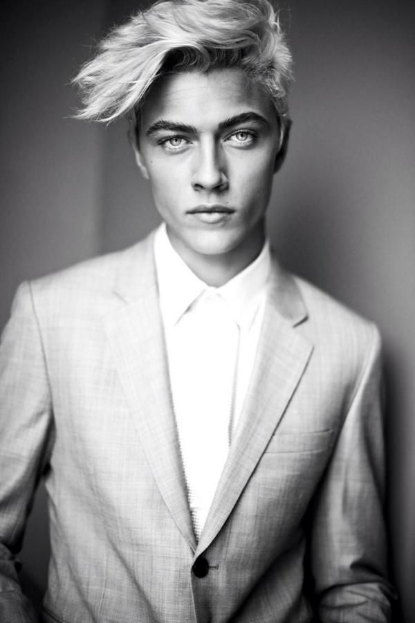 Lucky Blue Smith hot