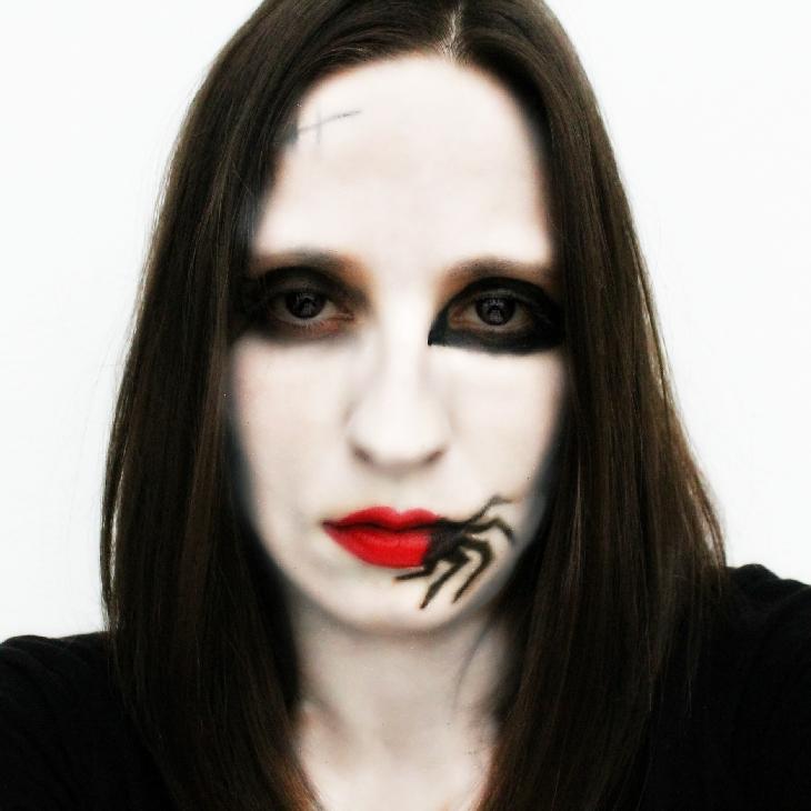 Maquillajes fáciles de Halloween