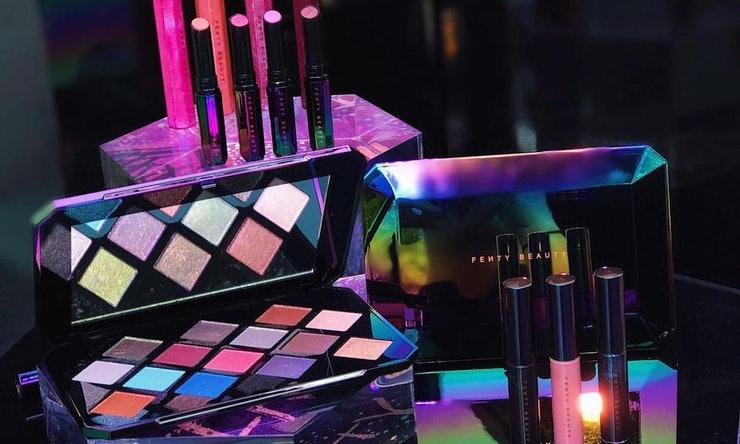 Nueva colección de maquillaje de Rihanna