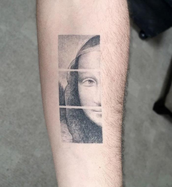 Tatuajes inspirados en el arte clásico