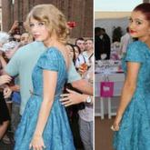 Ariana Grande copia a Taylor Swift