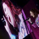 FOTOS: Demi Lovato muy sonriente en el Festival de Iquique 2012