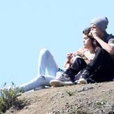 Fotos: Justin Bieber y Selena Gómez se van de picnic