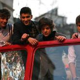 "Fotos: los chicos de One Direction en el rodaje del vídeoclip ""One Thing"""