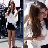 Selena Gómez agradece a los fans su preocupación con un concierto
