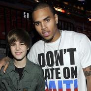 Justin Bieber también rapea