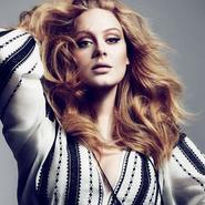 Adele y su escote son portada de VOGUE