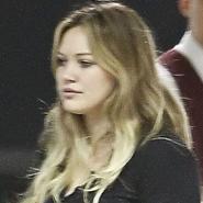 Hilary Duff quiere adelgazar tras dar a luz a su hijo