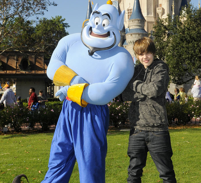 ¿Justin Bieber actor?