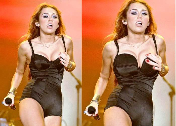 Miley chupando y follando - Canalpornocom