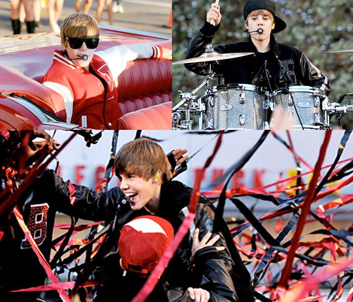 Las mejores fotos de Justin Bieber en los MTV VMA