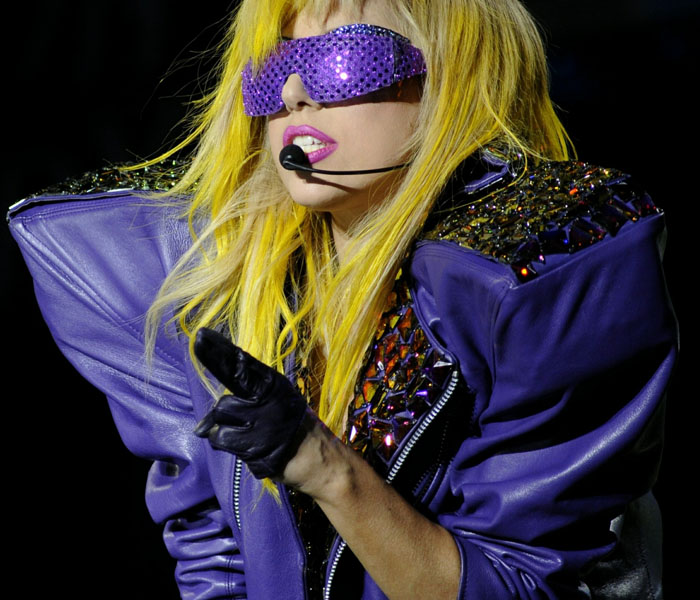 Lady Gaga publica las lyrics de 'Born This Way'