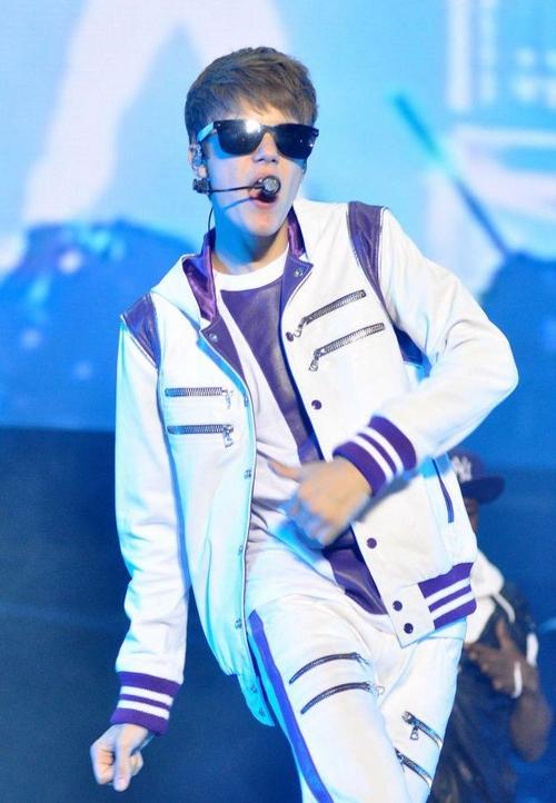 Fotos: Justin Bieber Concierto en CHILE!