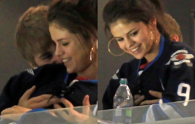 De cómo Justin Bieber sobeteó a Selena Gomez