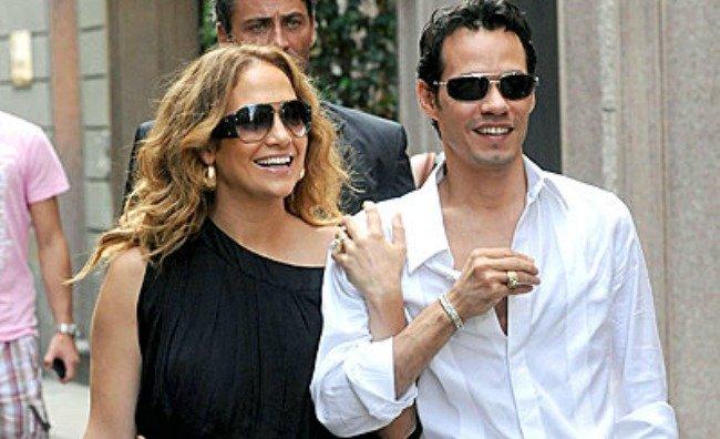 ¿Cómooo? ¿Que lo de Jennifer Lopez y Bradley Cooper es para qué? ¿Para darle celos a Marc Anthony?