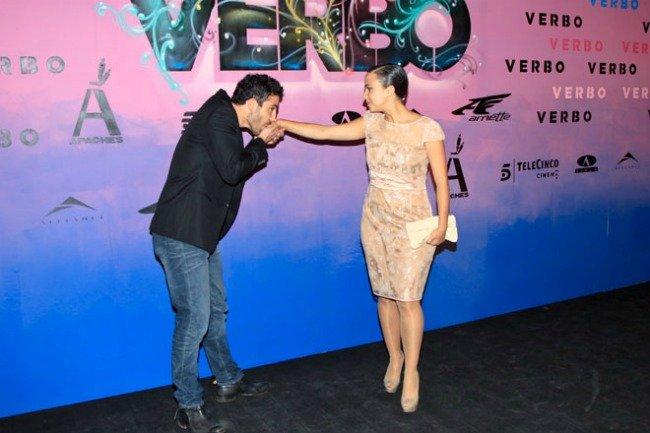 Esta noche se estrena 'Verbo', con Miguel Ángel Silvestre