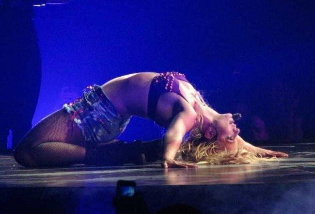 La gira de Britney Spears es un fracaso... pero ella no lo sabe