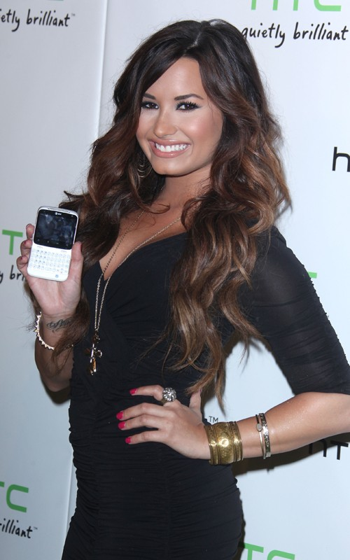 """Demi Lovato: """"No estoy saliendo con Ryan Phillippe"""""""