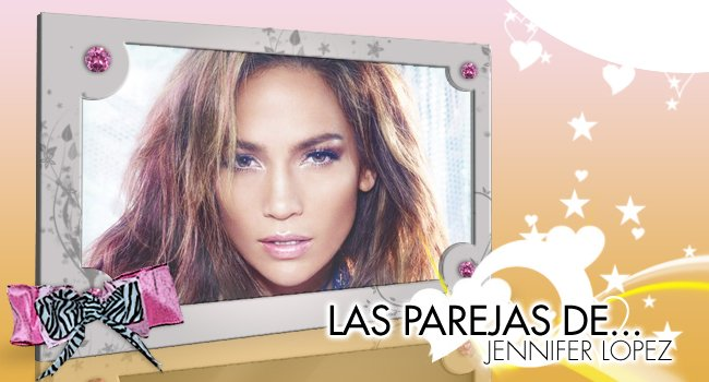Novios, maridos y demás amoríos de Jennifer Lopez