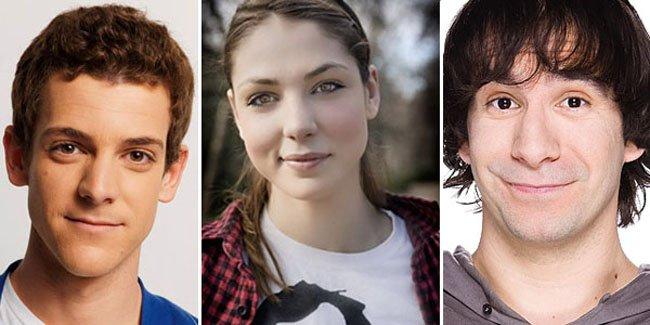 Se unen a Belén Rueda tres nuevos naúfragos supervivientes en 'El Barco': Guillermo Barrientos, Daniel Ortiz y Paloma Bloyd