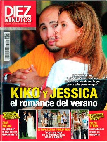 Lo de Jessica Bueno tiene que ser caso de estudio: pasar de Feliciano López a Kiko Rivera