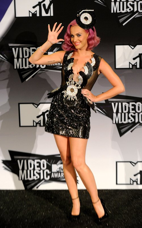 Katy Perry: Amé los MTV Video Music Awards