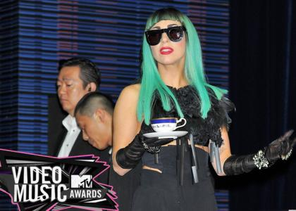 Lady Gaga estará en MTV Video Music Awards 2011