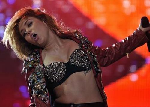 Miley Cyrus en nueva película sobre Dios