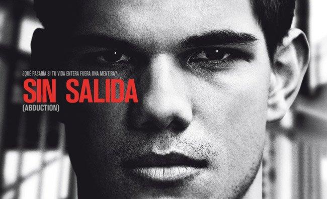 """Taylor Lautner se ha quedado """"Sin salida""""... ¡Es tu oportunidad de morderle!"""