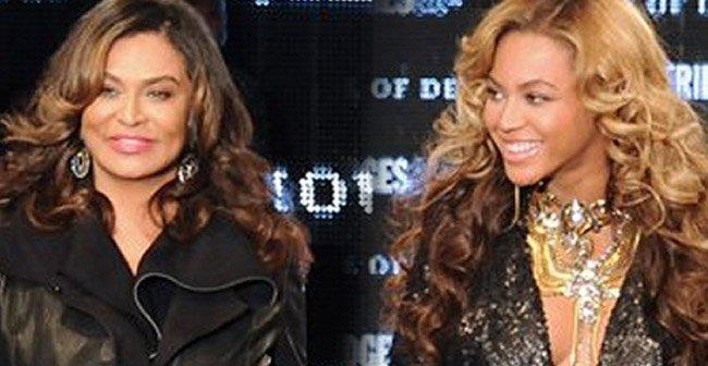 Beyoncé, reina de la pasarela londinense