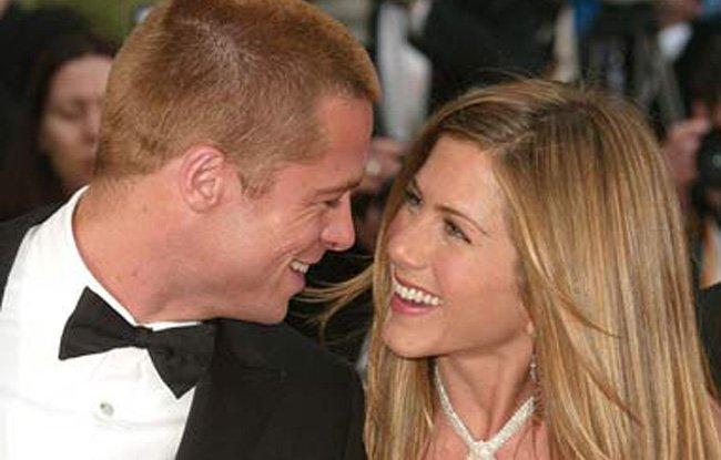Brad Pitt, un poco de tacto... ¡eso no se dice de una ex!
