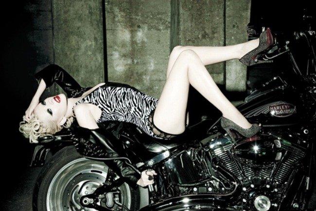 Christina Aguilera, remoloneando en lo de ser actriz
