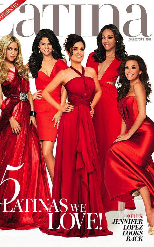Selena Gómez: 15 años de Revista Latina