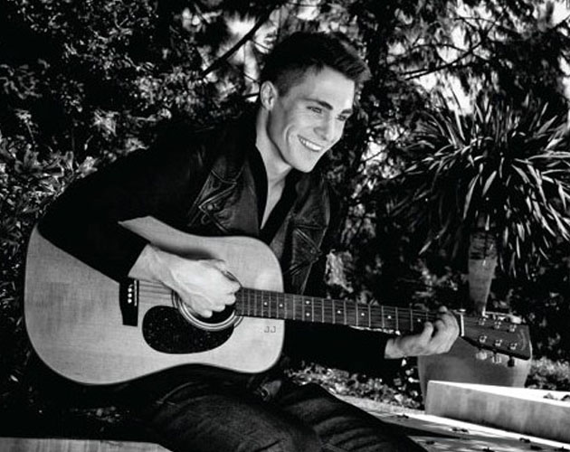 Colton Haynes ('Teen Wolf') posa sexy para 'Homme Essential'