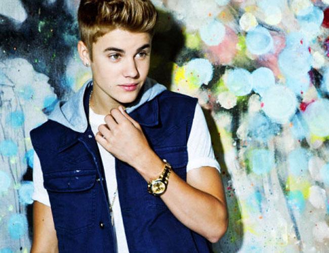 Nueva sesión de fotos de Justin Bieber