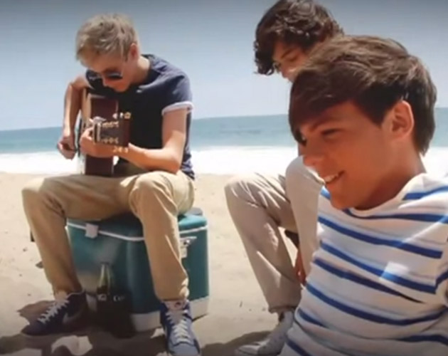 One Direction versionan 'Wonderwall' de Oasis
