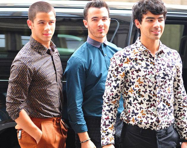 Los Jonas Brothers hablan del nuevo disco
