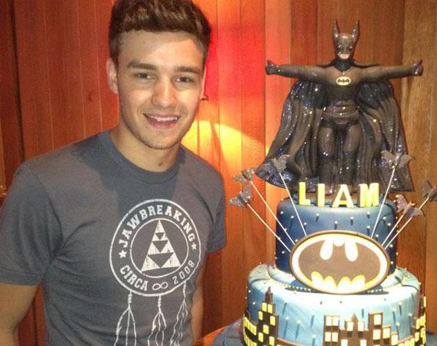 Liam Payne cumple 19 años