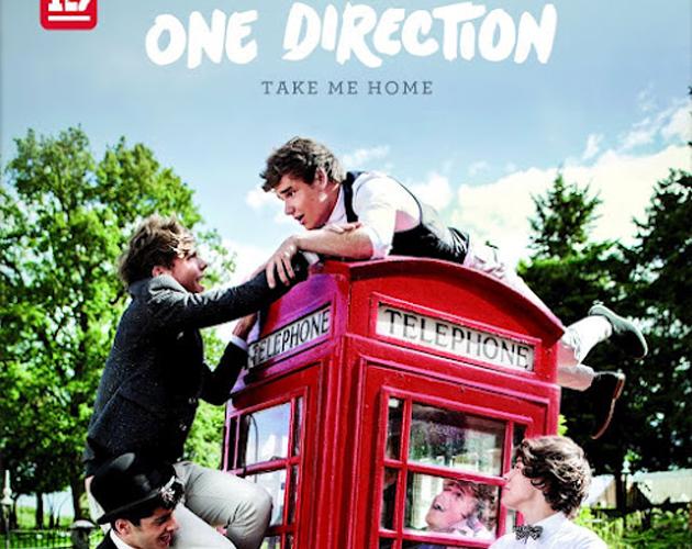 Los One Direction presentan su nuevo disco