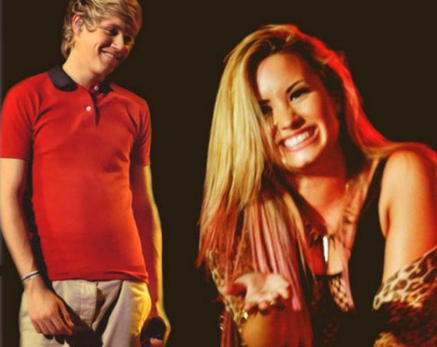 """Demi Lovato: """"Entre Niall Horan y yo no pasa nada"""""""