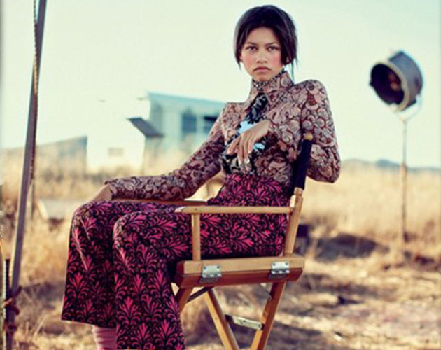 Zendaya Coleman ya es una 'Young Hollywood' en Teen Vogue