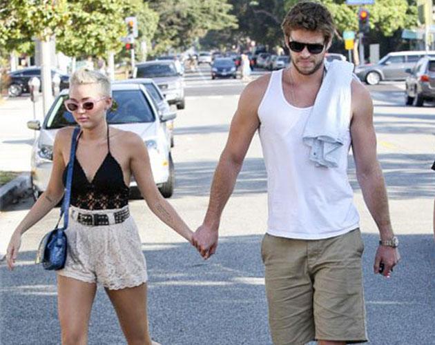 ¿De verdad a Liam Hemsworth le gusta Miley Cyrus?