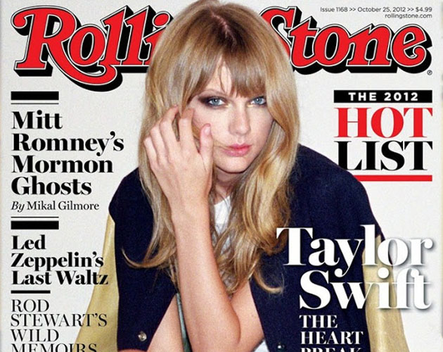 Taylor Swift nominada a 5 premios American Country Music