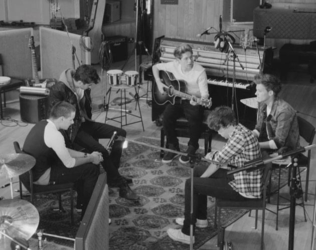Ya puedes ver el making of de Little Things de One Direction