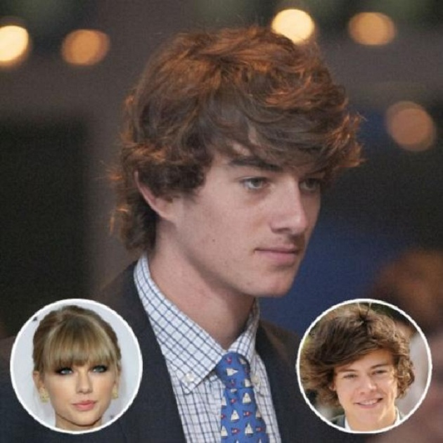 Harry Styles de One Direction engañado por Taylor Swift con Conor Kennedy