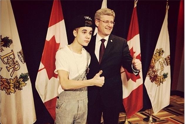 Justin Bieber, criticado por su forma de vestir