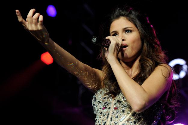 Selena Gomez anuncia nuevo disco para 2013