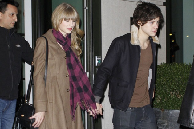 Haylor: One Direction no quiere a Taylor Swift como novia de Harry Styles